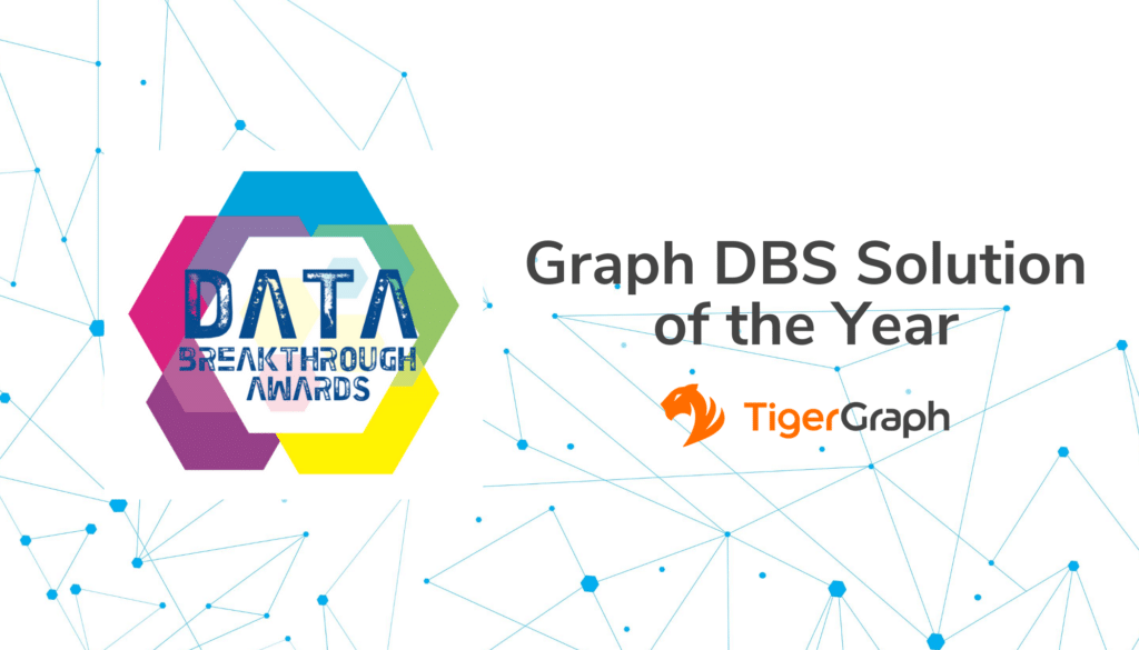Graph DBS Solution of the Year